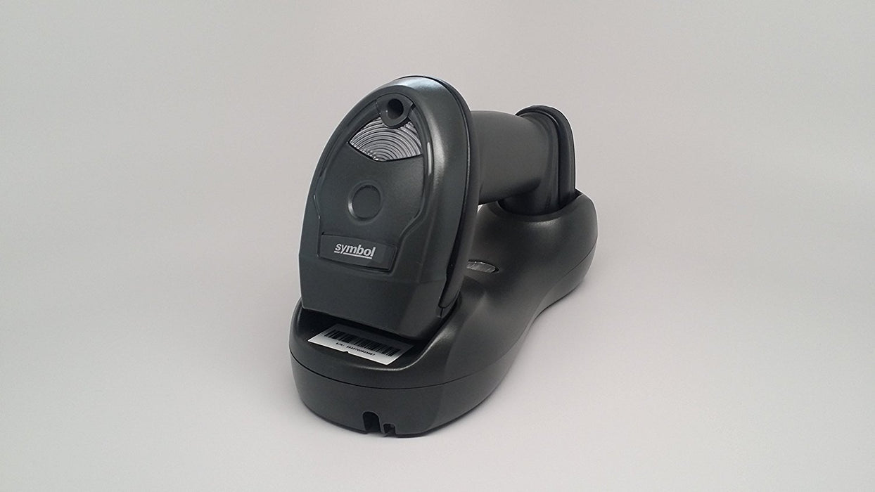 Zebra/Motorola Symbol DS6878-SR 2D Wireless Bluetooth Barcode Scanner, Includes Cradle and USB Cord