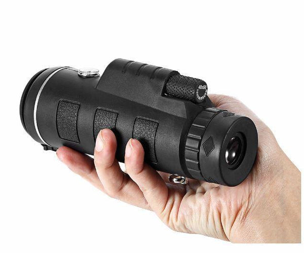Monocular telescope for mobile phone hd night vision