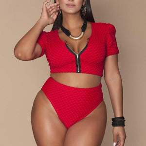 Plus Size Swimsuit Women