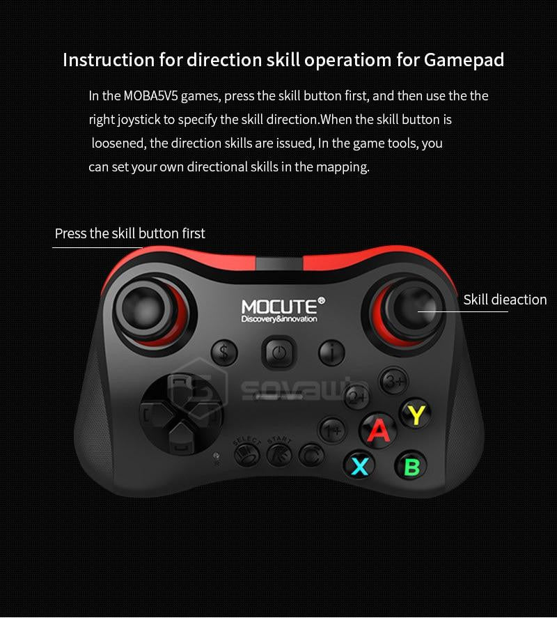 How To Use Gamepad On Android