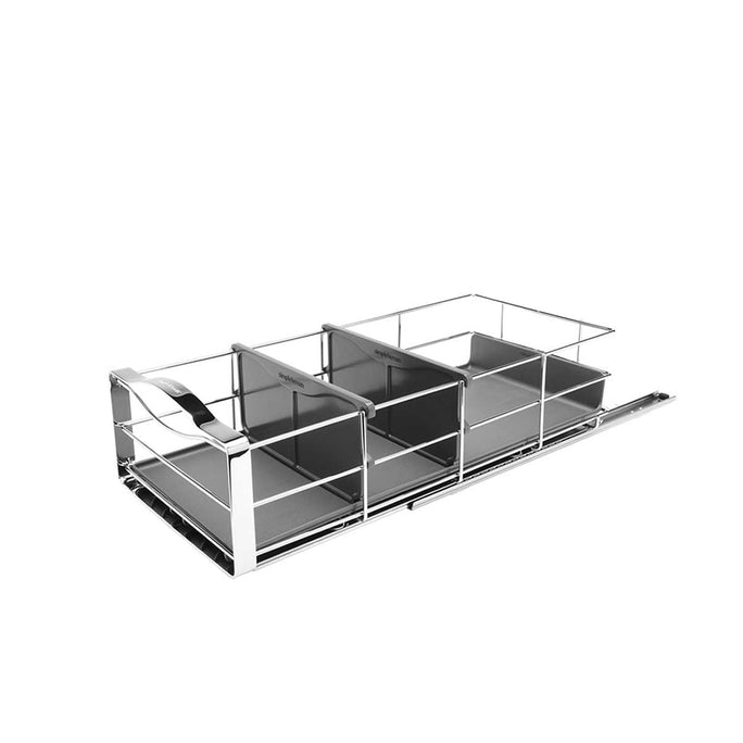9 inch pull-out cabinet organizer - main image