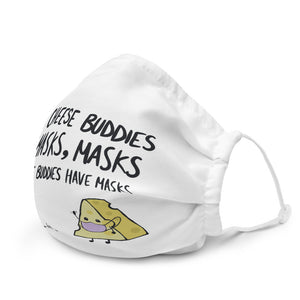 TU CHEESE BUDDIES MASK