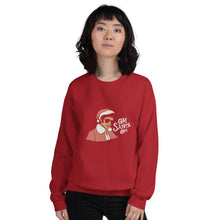 Load image into Gallery viewer, *LIMITED* OM SANTA OM SWEATSHIRT