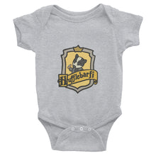 Load image into Gallery viewer, HUFFLEBARFI ONESIE
