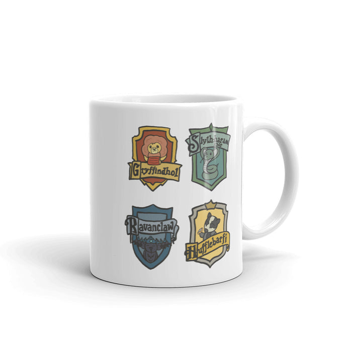 HOUSE FLAGS MUG