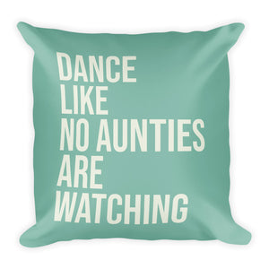 REVERSIBLE DANCE PILLOW