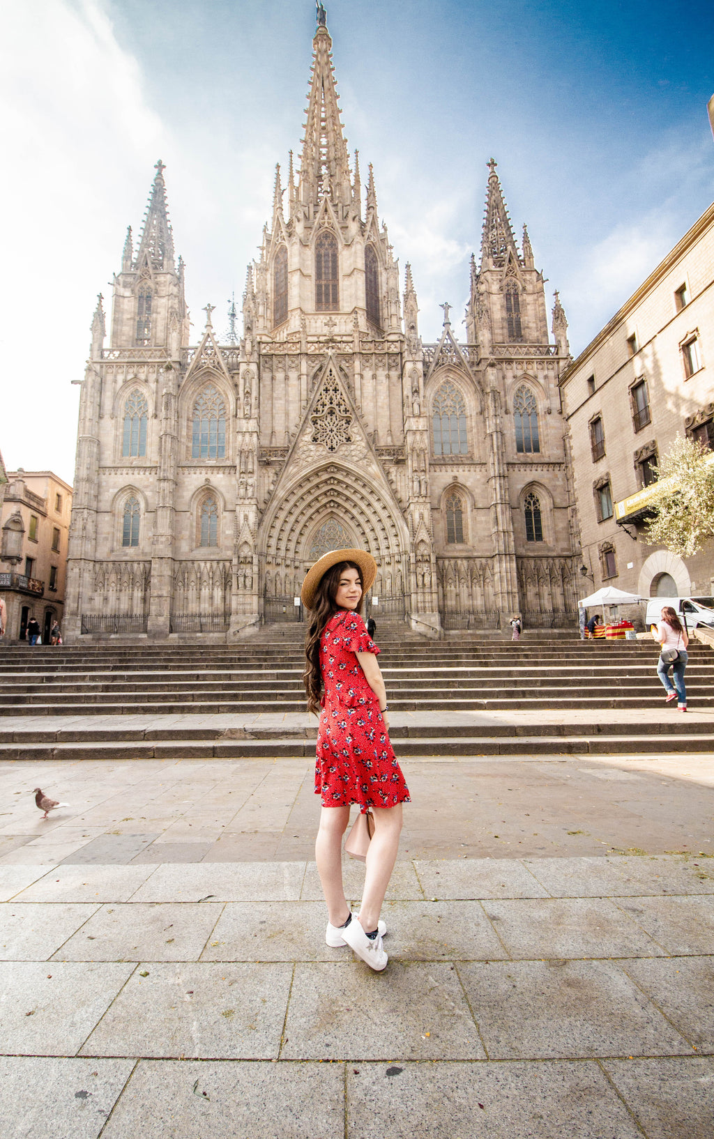 The Most Instagramable places In Barcelona, Spain