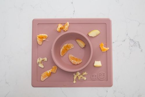 Happy Bowl - Blush - Little Oak + Co