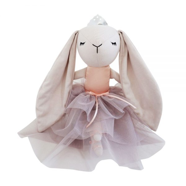 Bunny Princess in Oyster - Little Oak + Co
