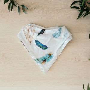 Dribble Bib - Dreamweaver - Little Oak + Co