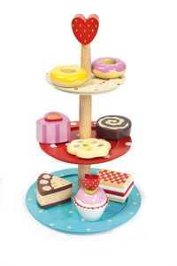 Cake Stand Set - Le Toy Van - Little Oak + Co