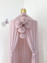 Spinkie Pom Garland - Pale Rose - Little Oak + Co