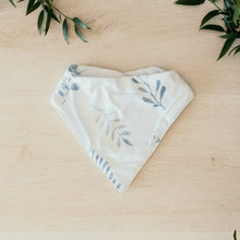 Dribble Bib - Wild Fern - Little Oak + Co