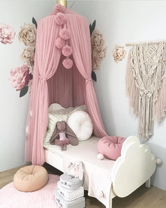 Spinkie Dreamy Canopy - Blush - Little Oak + Co