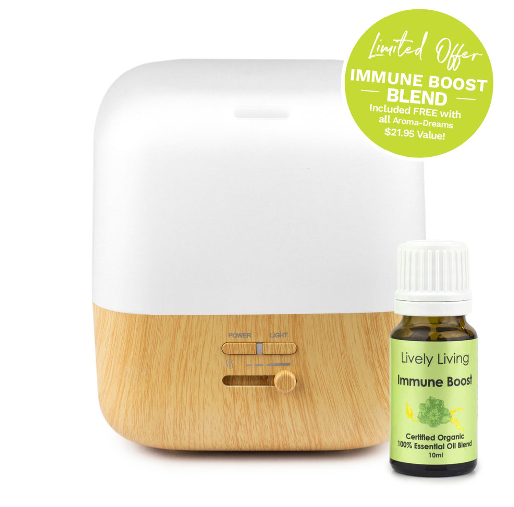 Aroma-Dream plus a bonus Immune Boost Oil - Little Oak + Co