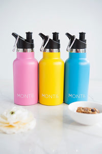 MontiiCo Mini Drink Bottle - Little Oak + Co