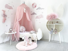 Spinkie Dreamy Canopy - Light Pink - Little Oak + Co
