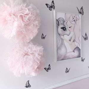 Butterfly Wall Decals A3