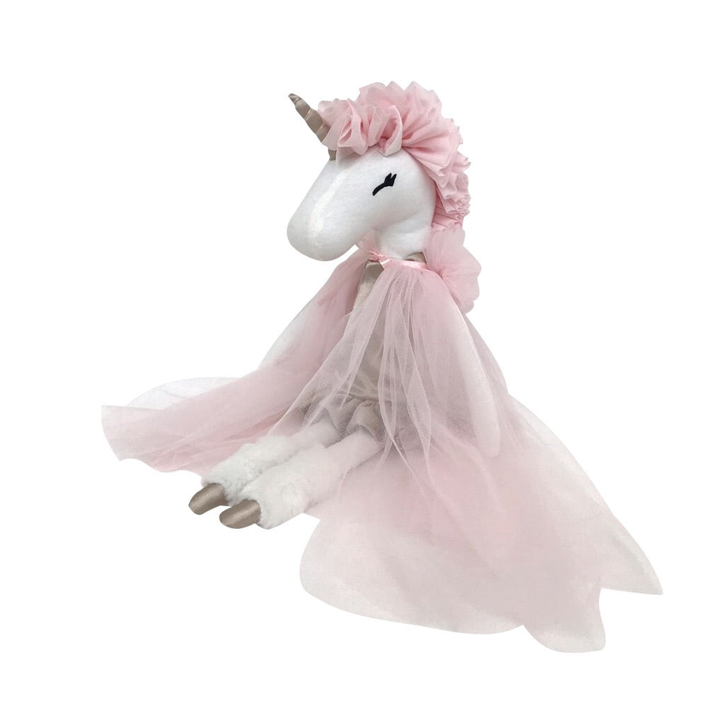 Unicorn Princess - Pink & Gold - Little Oak + Co