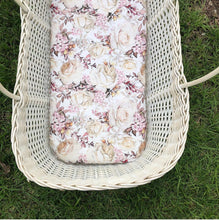 Dusty Belle - Bassinet/Moses Sheet - Little Oak + Co