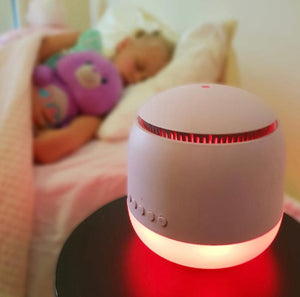 Aroma-Snooze Sleep-Aid Vaporiser Pink - Little Oak + Co