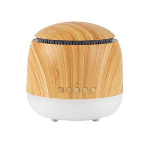 Aroma-Snooze Sleep-Aid Vaporiser Bamboo - Little Oak + Co
