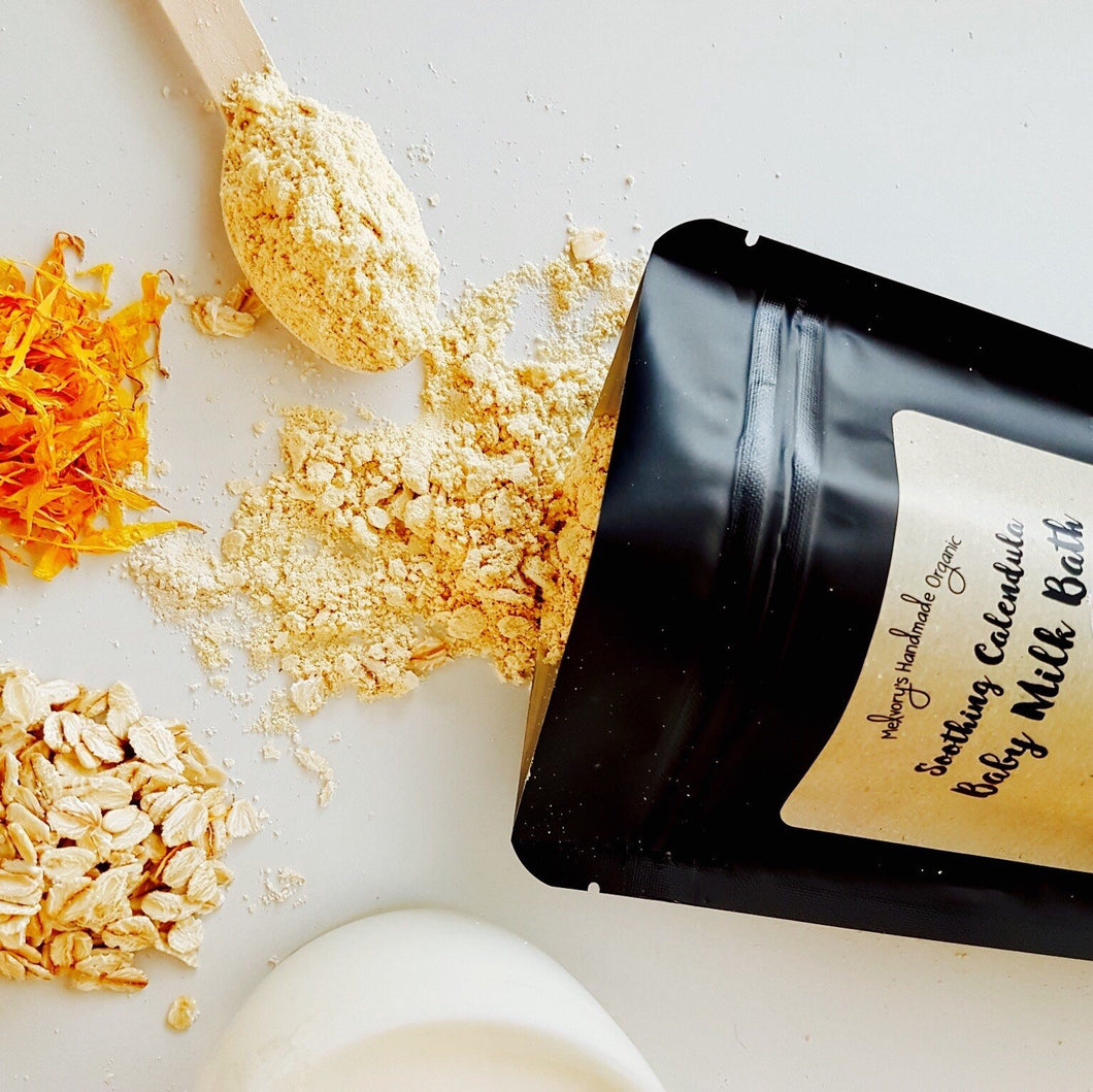 Soothing Calendula Golden Bath Milk