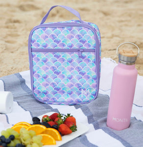 MontiiCo Insulated Lunch Bag - Mermaid - Little Oak + Co