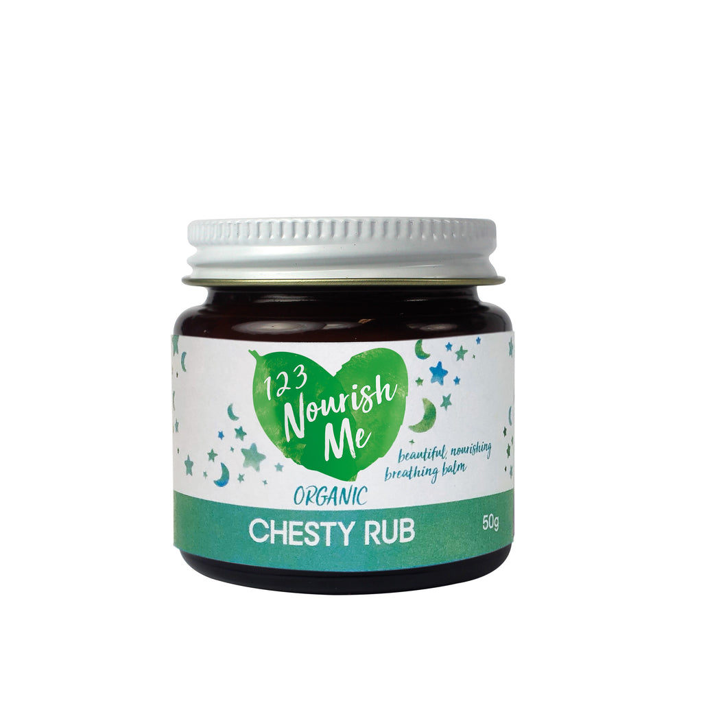 Chesty Rub - Little Oak + Co