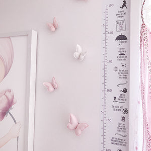 Little Love Keepsake Height Chart Wall Decal