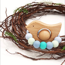 Rattle 'n' Tweet Teething Toy - Little Oak + Co