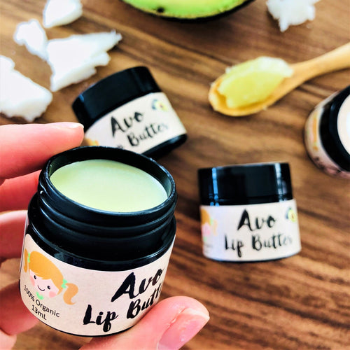 Avo Lip Butter (Kids Lip Balm) - Little Oak + Co