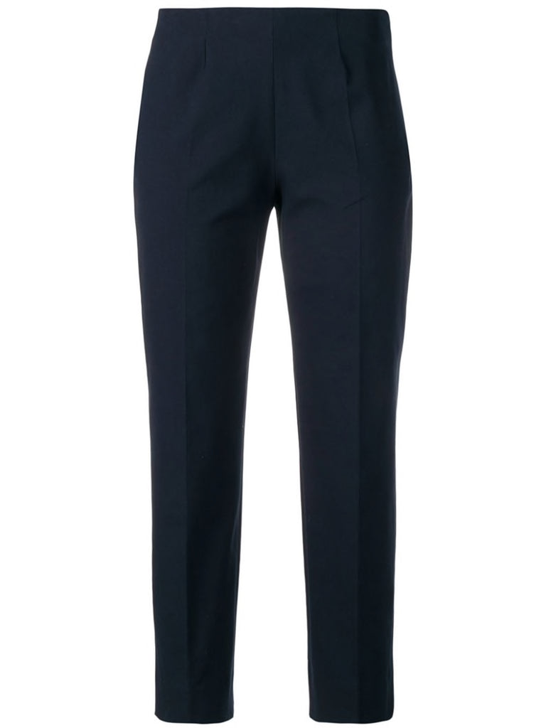 Audrey Pant - Navy Cotton