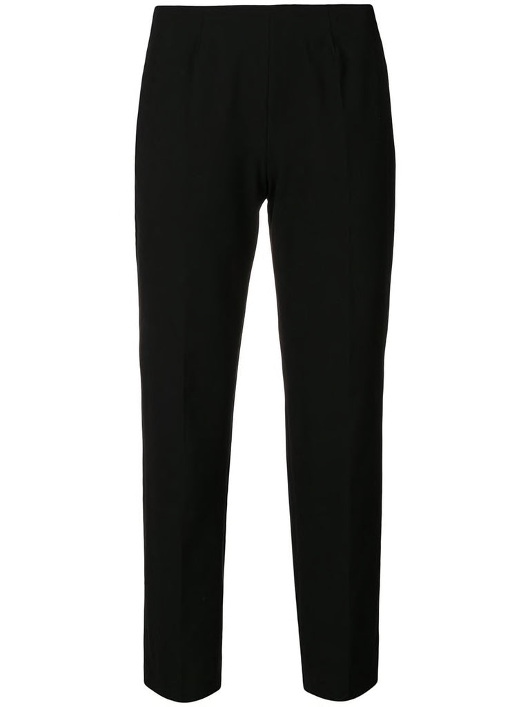 Audrey Pant - Black Cotton