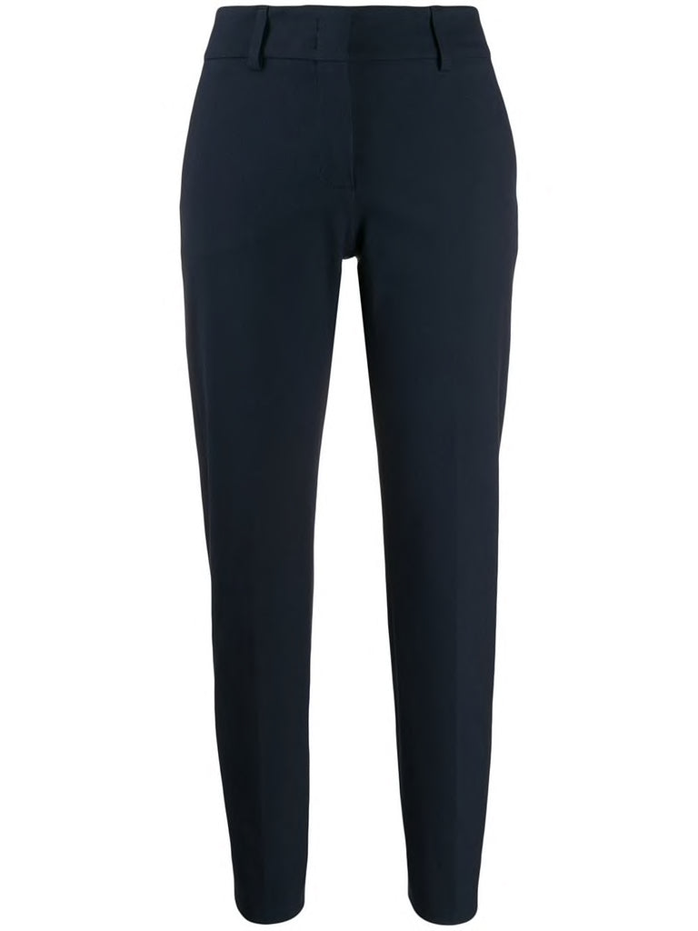 Kim Pant - Navy Cotton
