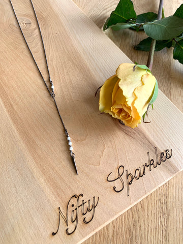 Sophie Lariat Necklace