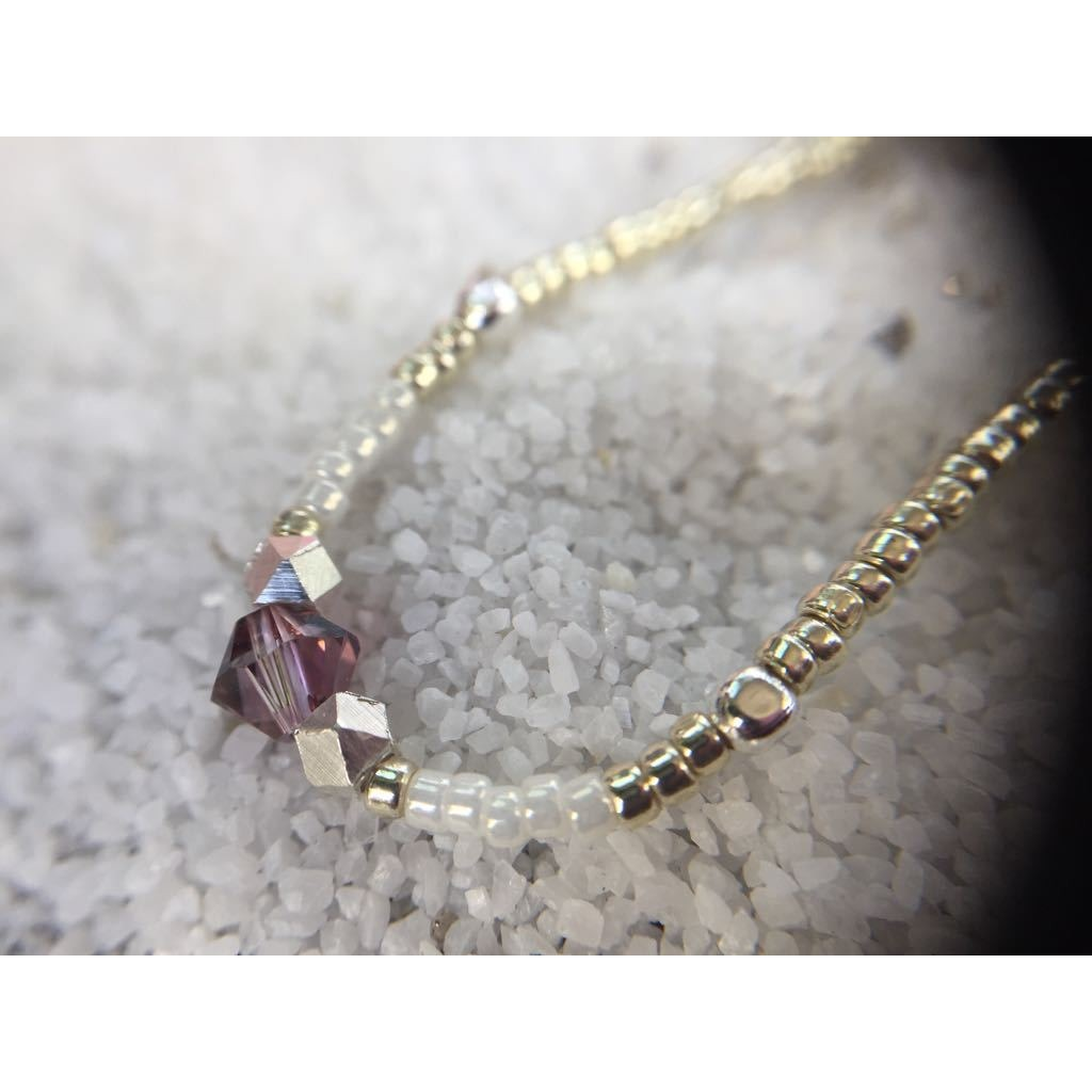 Mae Necklace - Nifty Sparkles