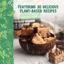 The Wizard's Book Of Sweets & Plant Based Treats (Recipe eBook Edition 2) - Botanika Blends