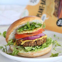 Plant Based Burger Patties - Original Flavour - Botanika Blends