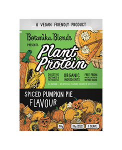 Plant Protein - Spiced Pumpkin Pie - Botanika Blends