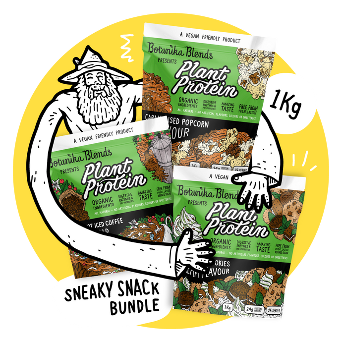 The Sneaky Snack Bundle - Botanika Blends