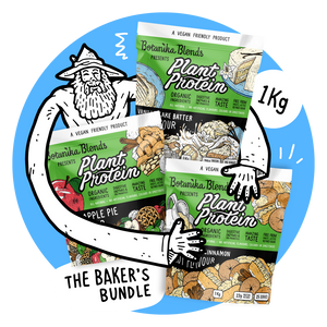 The Bakers Bundle - Botanika Blends