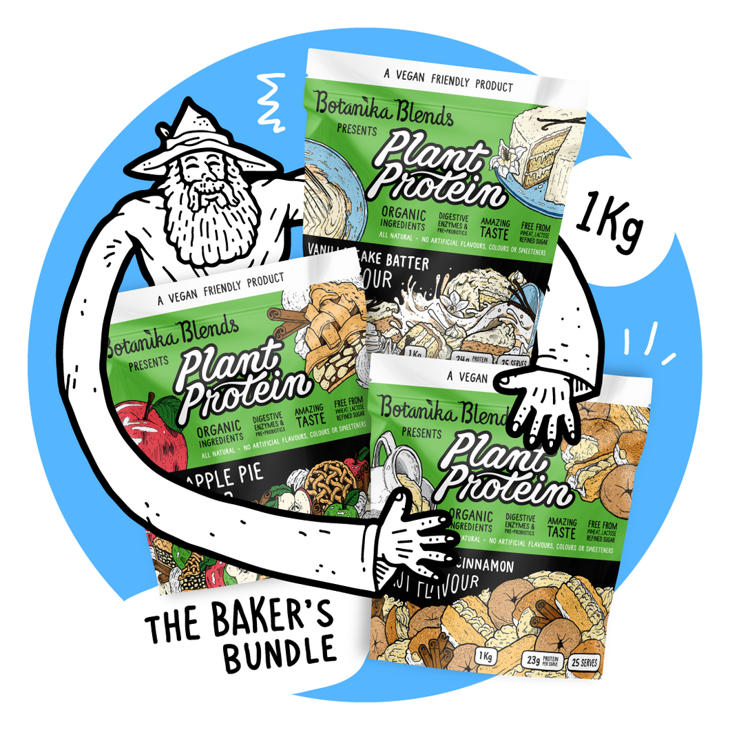 The Bakers Bundle