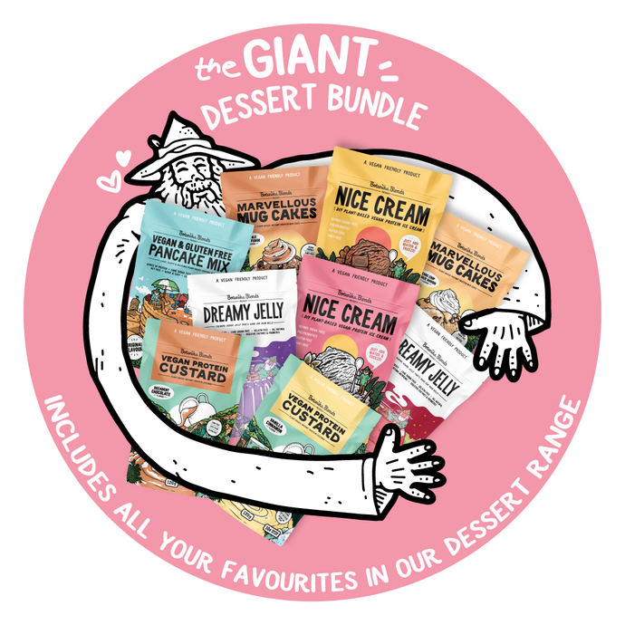 The Giant Dessert Bundle - Botanika Blends