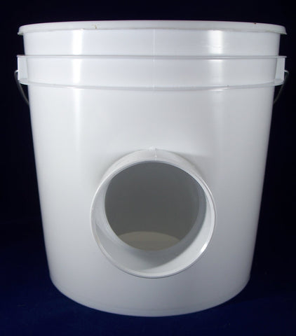 "Auto-Fill© Automatic Gravity Chicken Feeder 2 Gallon 1 ""No Waste""  Feeding Port"