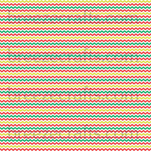 Christmas chevron craft vinyl sheet - HTV -  Adhesive Vinyl - mini pattern HTV4503 - Breeze Crafts