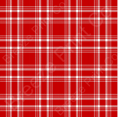 Red and white tartan plaid heat transfer vinyl, HTV, adhesive vinyl, outdoor vinyl, patterned vinyl sheets