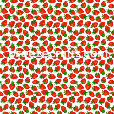 strawberry pattern vinyl in htv or adhesive vinyl, summer pattern, fruit pattern
