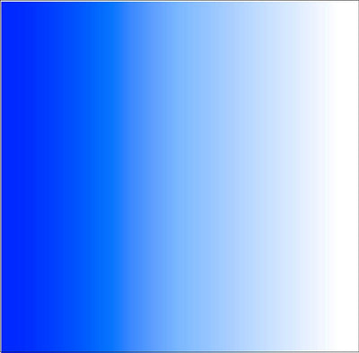 Blue and white Ombre print craft  vinyl sheet - HTV -  Adhesive Vinyl -  fade gradient print vinyl  HTV3107 - Breeze Crafts