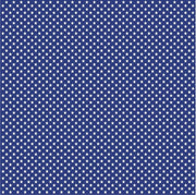 Navy with white mini stars craft  vinyl sheet - HTV -  Adhesive Vinyl -  star pattern HTV2412